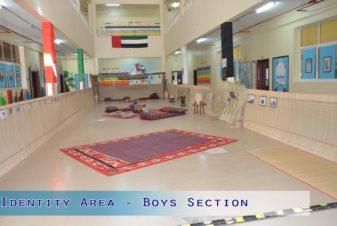 Identity Area - Boys Section