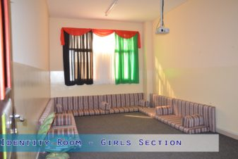 Identity Room - Girls Section