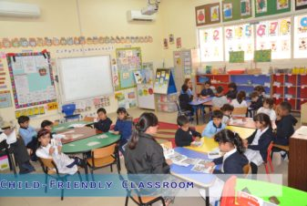 Child Friendly Classroom