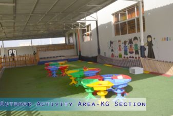 Outdoor Activity Area-KG Section