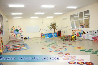 Makers Space KG Section