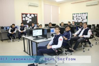 ICT Lab - Boys Section
