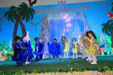 KG 2 Batch 2019 Graduation Day