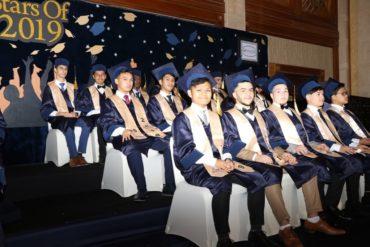 Grade 12 Batch 2019 Graduation Day